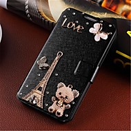 Wind-induced handmade diamond appearance flip phone sets are suitable for samsung E220S / 9168/9260/9268 gm