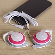 Headphone Earhook Sports For Computer/Mobile Phone (Random Delivery)