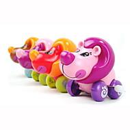 pedagogiske søte små løve urverk leker for barn (tilfeldig farge)