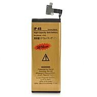 elevata capacità di 3.7v 3030mah batteria dual-celle Li-ion per il iphone 4s