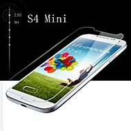 ultra dunne 0.2mm 2.5d explosieveilige gehard glas scherm film voor Samsung Galaxy S4 mini i9190 / i9192 / i9195