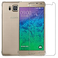 2.5D Premium Tempered Glass Screen Protective Film with for Samsung Galaxy AlphaF G850f/G8508