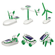 Solargeräte ABS Weiß / Grün Jungen / Mädchen