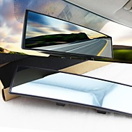 LEBOSH®Car Rear View Mirror Large Field of Vision Anti Glare Curved Mirror