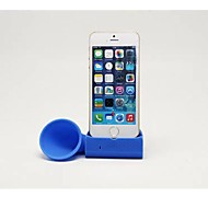 Loudspeaker Horn Stand Holder for iphone 5/5S/6/6 Plus (Assorted Colors)