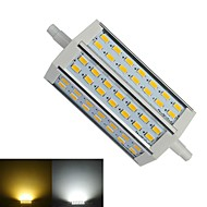 R7S 9 W 42 SMD 5730 780-850 LM Warm White/Cool White Recessed Retrofit Dimmable Corn Bulbs AC 85-265 V