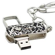 amotaios عمو-uy077 (32G) 32GB USB 2.0 فلاش قلادة حملة القلم / الكريستال