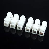 Fast Terminals Wire Connectors(5pcs)