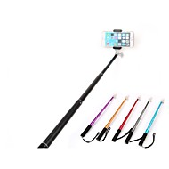Self Handheld Monopod Wired Focusing Remote Control for iPhone 6/6 Plus/5/5S/4/4S