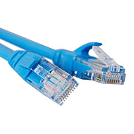 högkvalitativ rj45 CAT5e Ethernet nätverkskabel 1m 3ft