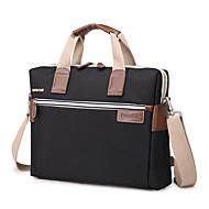 """13.3 """"14.1""""15.6 """"하나의 어깨 노트북 가방 서류 가방 파일 패키지 레저 가방"""