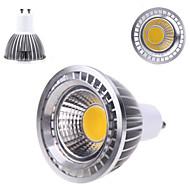 1 pcs  GU10 12 W 1LED  COB 450 LM K Warm White/Cool White Globe Bulbs AC 85-265 V