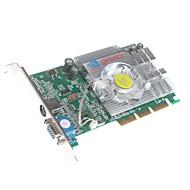 nvidia geforce fx5200b 256m tarjeta gráfica AGP 8X
