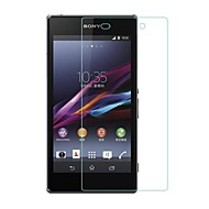 HUYSHE High Definition  Anti Fingerprint Tempered Glass Screen Protector for Sony Xperia Z1