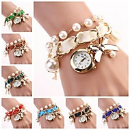 Women Hang Bow Bracelet Watch New Pearl Series  Watches(Assorted Colors) C&D-118