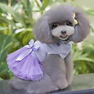 การออกแบบที่น่ารักด้วยหัวใจรูปแบบ serveral ชุดเจ้าหญิงชั้นในช่วงฤดูร้อนสำหรับสุนัขสัตว์เลี้ยง
