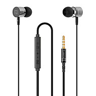 Słuchawki (douszne) - Przewodowa - Jabłko In-Ear ( Mikrofon/Earbuds )