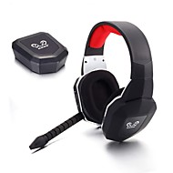 huhd hw-399 2.4GHz hifi fiber-optiske trådløse Xbox One 360 ​​PS4 pc støjreduktion gaming headset