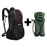 22 L Biciklizam ruksak Mjehur za vodu Backpacking paketiRibolov Penjanje Plivanje Slobodno vrijeme Sport Košarka Plaža Biciklizam/Bicikl