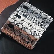 python skin design mønster hårde etui til Samsung Galaxy s5 mini