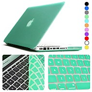 """Enkay película protectora del teclado y la caja mate para 15.4 """"MacBook Pro"""