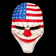 payday 2 dallas máscara de resina para la fiesta de Halloween (1 pc)