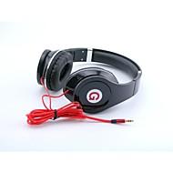 Auriculares Alámbrico - Cascos (de cuello) - De Videojuegos/Deportes - Reproductor Media/Tablet/Teléfono Móvil/Computador -