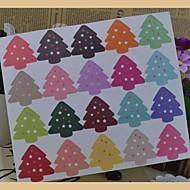 multifunción navidad estilo sellado decorativos pegatinas bricolaje hornear (20stickers / pcs)