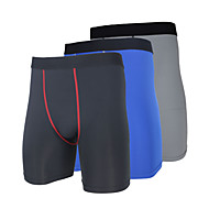 ARSUXEO® Cycling Pants Men'sBreathable / Quick Dry / Anatomic Design / Wearable / Antistatic / Compression / Lightweight Materials /