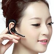Kopfhörer (Ohrstecker, Ohrstöpsel) ( Schwarz , Alles in einem/Bluetooth/Microfon/MP3/Resonanz/Lautstärkeregler/Ohrhörer/Rauschunterdrückung ) -