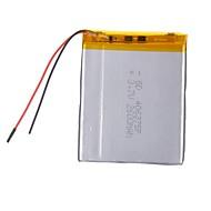 Bateria 406275P - Li-polímero - 2600mAh