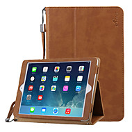 Acase compatible Special Design Folio PU Leather Smart Covers for iPad Air