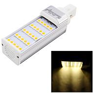 YouOKLight® G24-2pin  5W 450lm 3000K 25-SMD5050 LED Warm White LED Corn Bulb Lamp (85-265V)