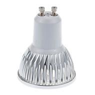 6W GU10 Spot LED MR16 5 LED Haute Puissance 450 lm Blanc Chaud / Blanc Froid Gradable AC 110-130 V 5 pièces