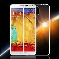 Pour Samsung Galaxy Note7 Transparente Coque Coque Arrière Coque Couleur Pleine PUT pour Samsung Note 7 Note 5 Note 4 Note 3