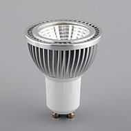 Focos LED Regulable Bestlighting MR16 GU10 5W 1 COB 450 lm Blanco Cálido / Blanco Fresco / Blanco Natural AC 110-130 V 1 pieza