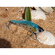 Señuelos duros / Vibración / Cebos Señuelos duros / Vibración pcs , 30g g Onza mm pulgada PlásticoPesca de baitcasting / Pesca de agua