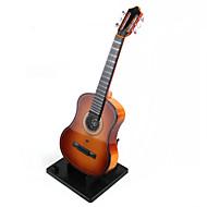 høy kvalitet dekorasjon emulering gitar musikk boksen