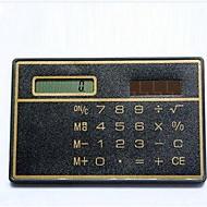 Solar Card Calculator/Mini Card Calculator