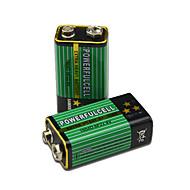 9V Alkaline Battery (2PCS)
