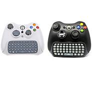 testo messager chat di tastiera mireless Chatpad per Xbox 360 Wireless Controller
