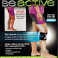Skyddande utrustning ( Svart ) - till knä/ben - Unisex - Motion & Fitness/Leisure Sports