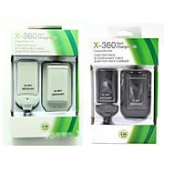 5 in 1 usb-4800mah Akku&Ladekabel Kit für die Xbox-360