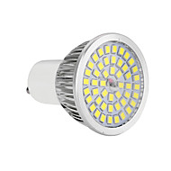 GU10 8W 48x2835SMD 720LM 2800-3200K/6000-6500K Warm White/Cool White Light LED Spot Bulb (85-265V)