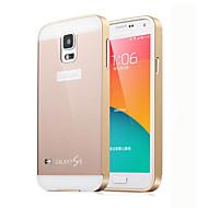 Na Samsung Galaxy Etui Other Kılıf Etui na tył Kılıf Jeden kolor PC Samsung S5
