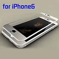 Titanium Steel Film Color Foil Full Screen Coverage for iPhone 6S/6