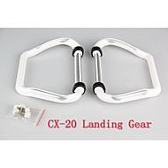 CX-20 landingsgestel onderdeel 1 set / 2 stuks voor cx 20 CX-20-019