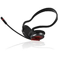Hörlurar - Trådbunden - Hörlurar (pannband) - med mikrofon/Volymkontroll/Spel/Sport - till Mediaspelare/Tablet/Dator