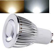 dingyao Lâmpada de Foco GU10 15 W 650-900 LM 2800-3500/6000-6500 K Branco Quente/Branco Frio 1LED COB 1 pç AC 85-265 V