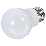 MORSEN® E27 5W 25X2835SMD 400-500LM Support Dimmable Light LED Ball Bulb(220V)